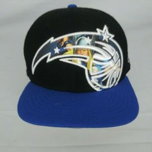Orlando Magic Basketball Thor Mens Baseball Hat Ca